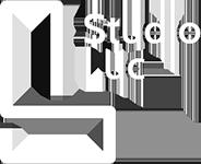 Logo Studio Luc wit